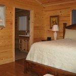 Bedroom in Red Leaf Spa