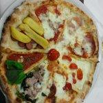 Carro di pizza