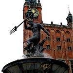 Museu atrás do Netuno de Gdansk