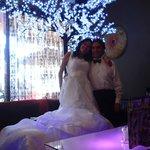 My Wedding day at Cafe Tapas