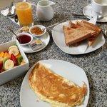 café da manhã simples e gostoso!