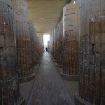 Complexo em Saqqara