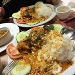 Phanaeng Kai -- their most popular dish