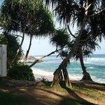 Villa Tissa beachfront