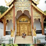 """commonly referred to as """"Doi Suthep"""" by tourists. Doi means (Mountain, not temple)"""
