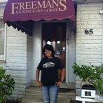 Foto de Freemans Lodge & Apartments