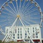 Ferriswheel in Weston