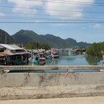 Fishing village at Sam Roi Yod (go biking!)