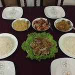 Udenica's cooking and meal