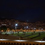 Funchal New Bay night.