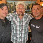 Featured on Diners, Drive-ins and Dives with Guy Fieri.