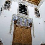 le Riad a été préservé dans son originalité