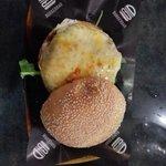 4 cheese burger