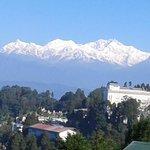 View  from Room Kanchanjangha