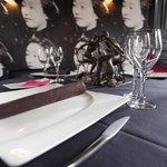 salle restaurant du château