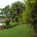 River House gardens