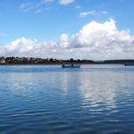 Lagune à Moulay Bousselham