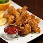 Sea Bass Frites