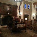 Lobby of Hotel/Restaurant