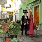 Situated in the old Vojvodinian passage. This couple really took us back in time.