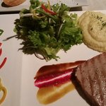 Tuna steack. Amazing!