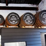Inside Springbank Distillery
