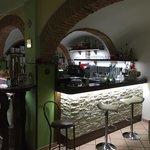 Bancone Bar e Pasticceria