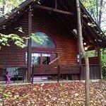 Foto de Mill Creek Cabins