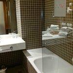 bañera habitacion