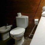 wc en la habitacion