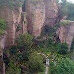 Lotus Mountain (lián huā shān 莲花山)