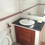 Room 206 toilet