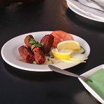 The half kabab's