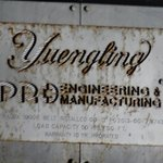 machinery label