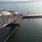El Ferry Las Perlas desde Trump Tower en la Ciudad de Panamá para visitar la Isla Saboga,
