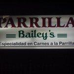 Photo de La Parrilla Bailey's