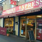 Coffee express manages to blend the familiarity of a classic English Cafe with a sophisticated c