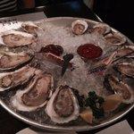 Dozen Oysters at Metro