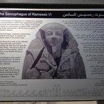 Mural Tumba Ramsés VI
