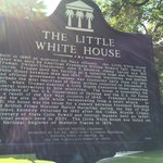 Entrance to the Truman Little White House