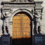 Palacio de los Condes de Morata Foto