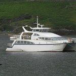 KIllary Harbour ferry