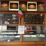 Margy burger- Milan
