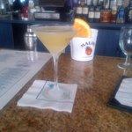 Long Beach Sunrise Martini and Rum Bucket!