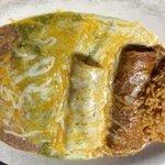 color enchiladas