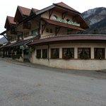 L'hôtel restaurant