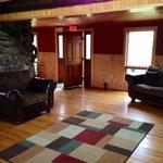 Common room of the Inn