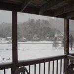 Snow on November 1