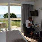 Suite, balcony, view