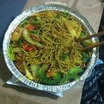 Bild från Wee Wok Express